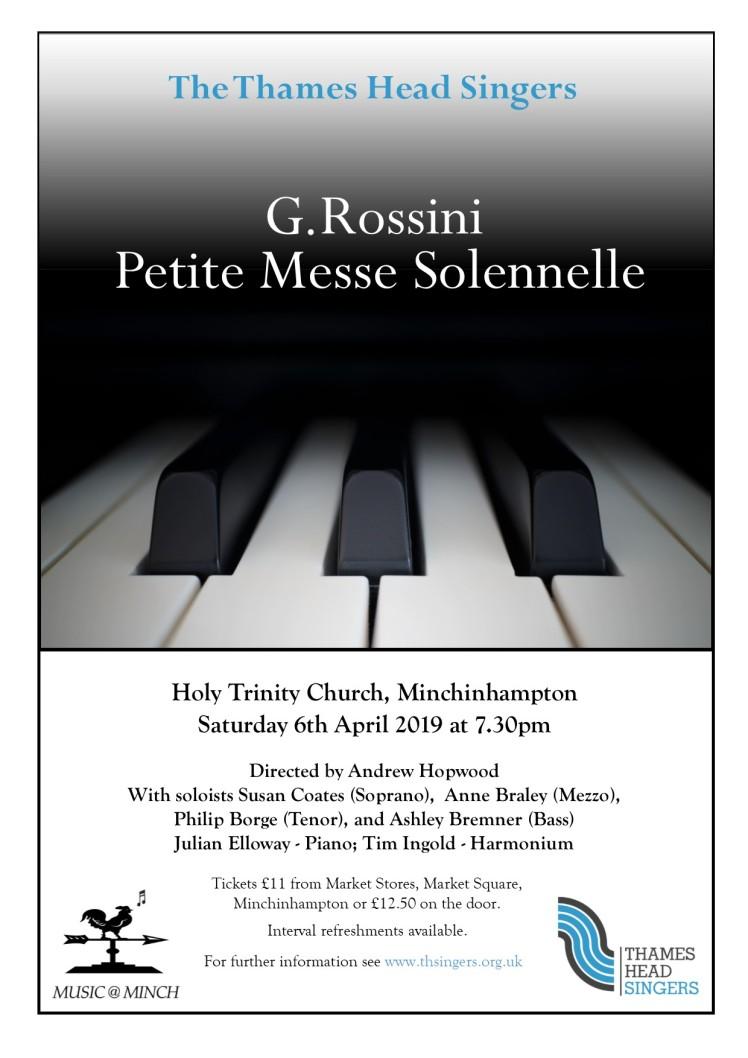THS Rossini poster